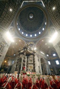 Missa Pro Eligendo Romano Pontifice 2013
