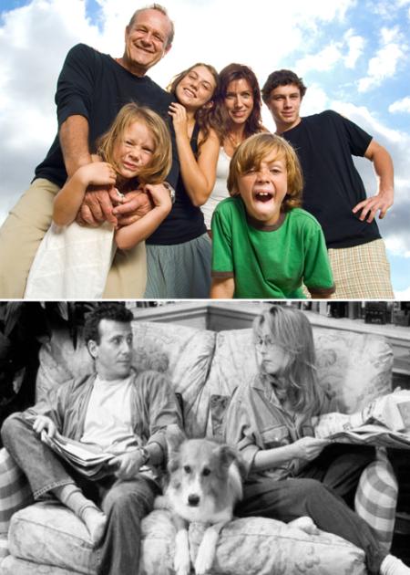 Hoje em dia, as famílias numerosas são desprezadas, dando lugar a pequenos grupos, egoístas e instáveis.